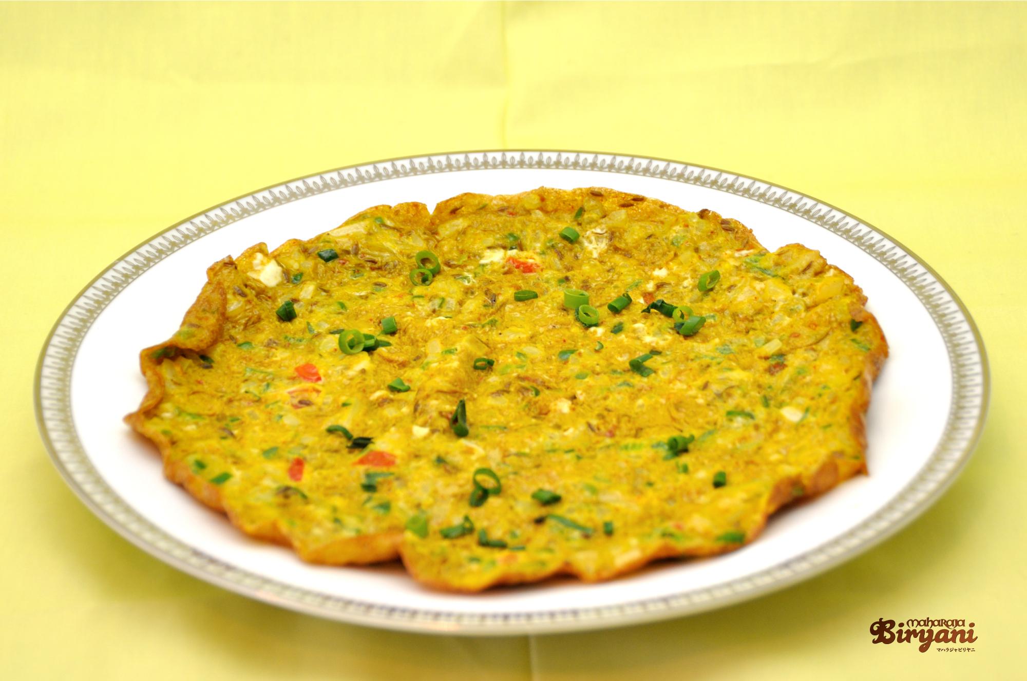 スパイス オムレツSpice Omelet