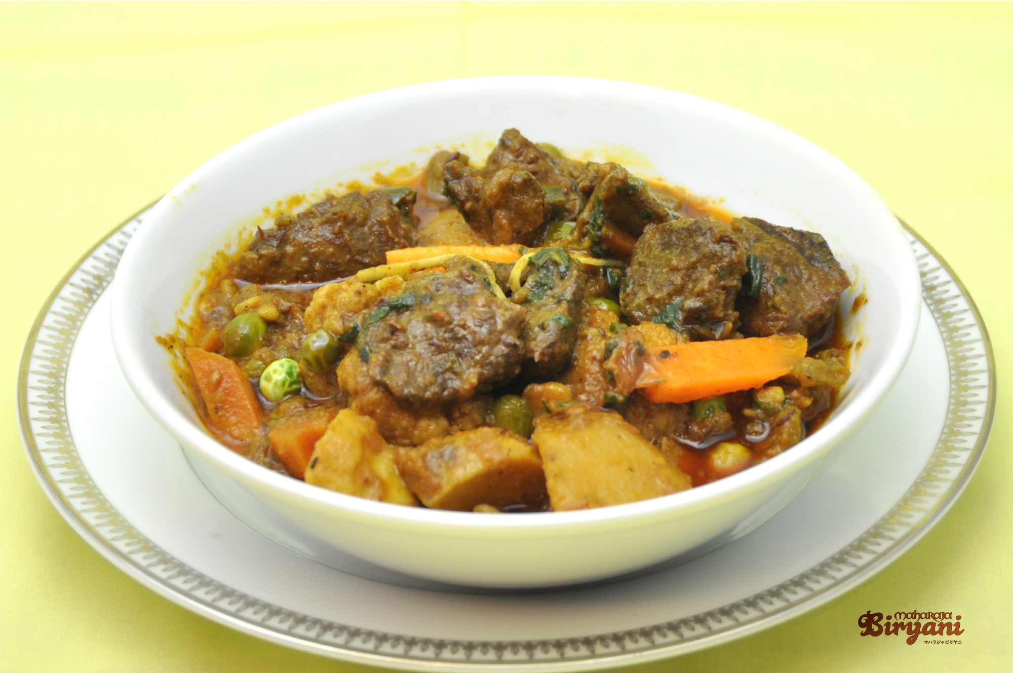 ミート&ベジタブルカレー Meat&Vegetable Curry